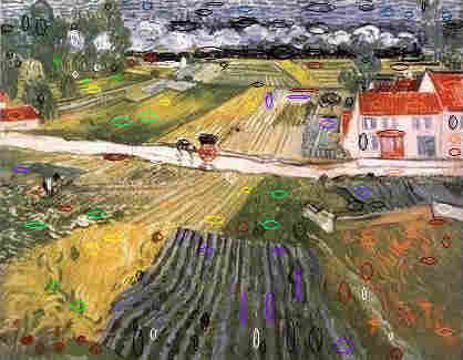 Landscape of Auvers After the Belt Examinations